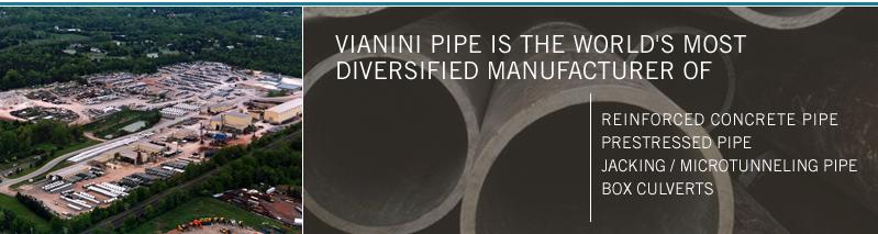 Vianini Pipe, Inc